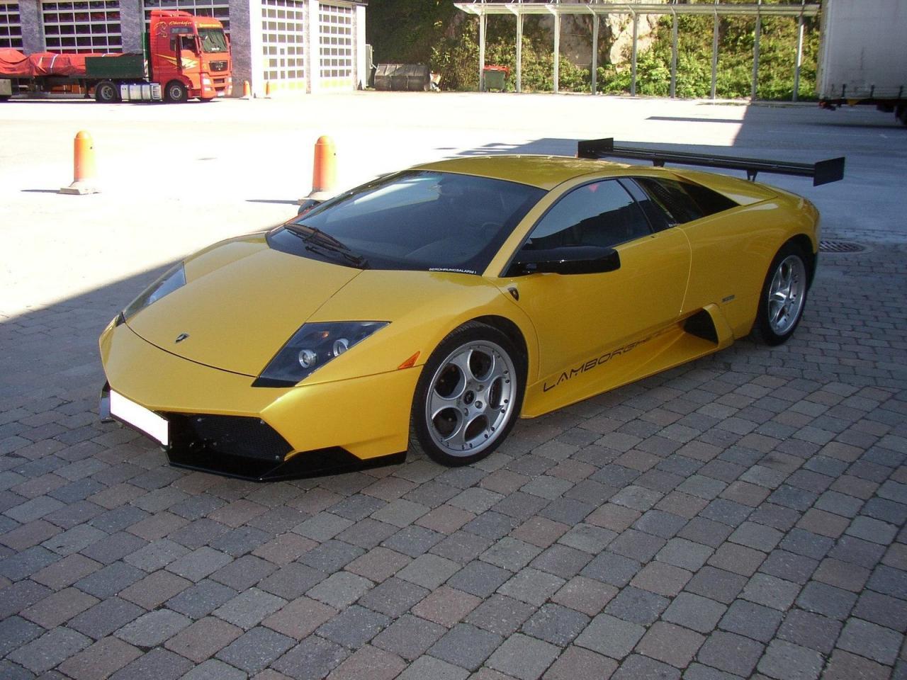 Lamborghini Murcielago Sv Body Kit By Dmc Car Automotive