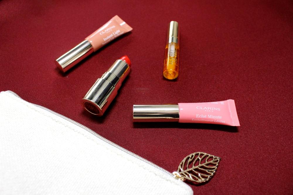 Clarins Precious Lip Collection