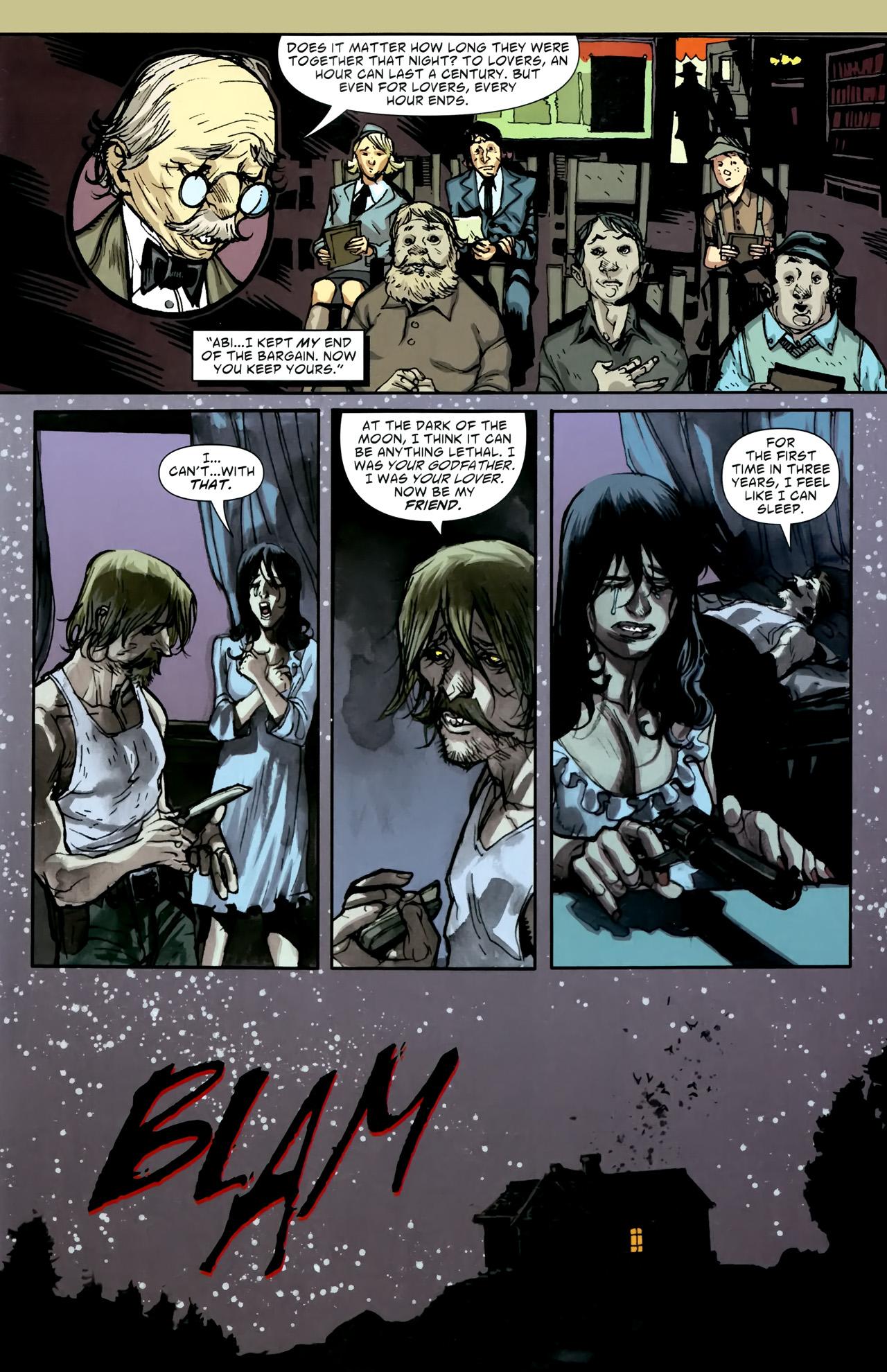 Read online American Vampire comic -  Issue #5 - 30