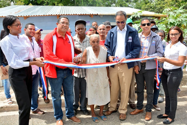 INVI y DIGEPEP benefician 65 familias en Bayaguana, provincia Monte Plata
