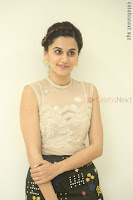 Taapsee Pannu in transparent top at Anando hma theatrical trailer launch ~  Exclusive 083.JPG