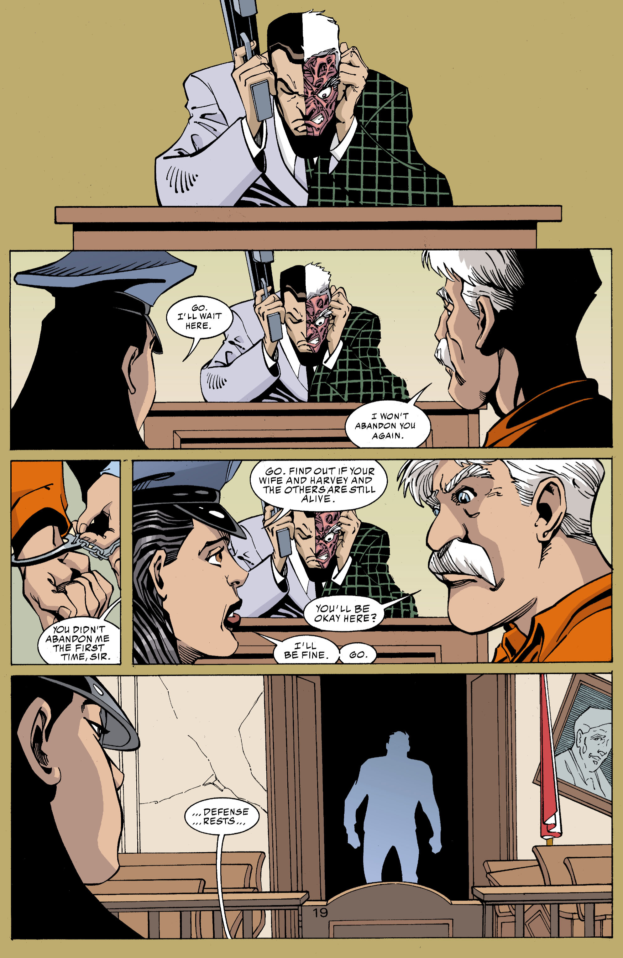 Detective Comics (1937) 739 Page 18