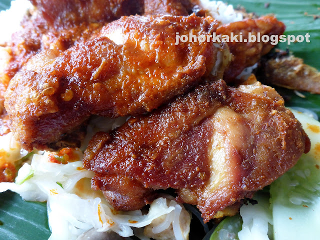 fried chicken is crispy golden brown outside and juicy tender inside ...