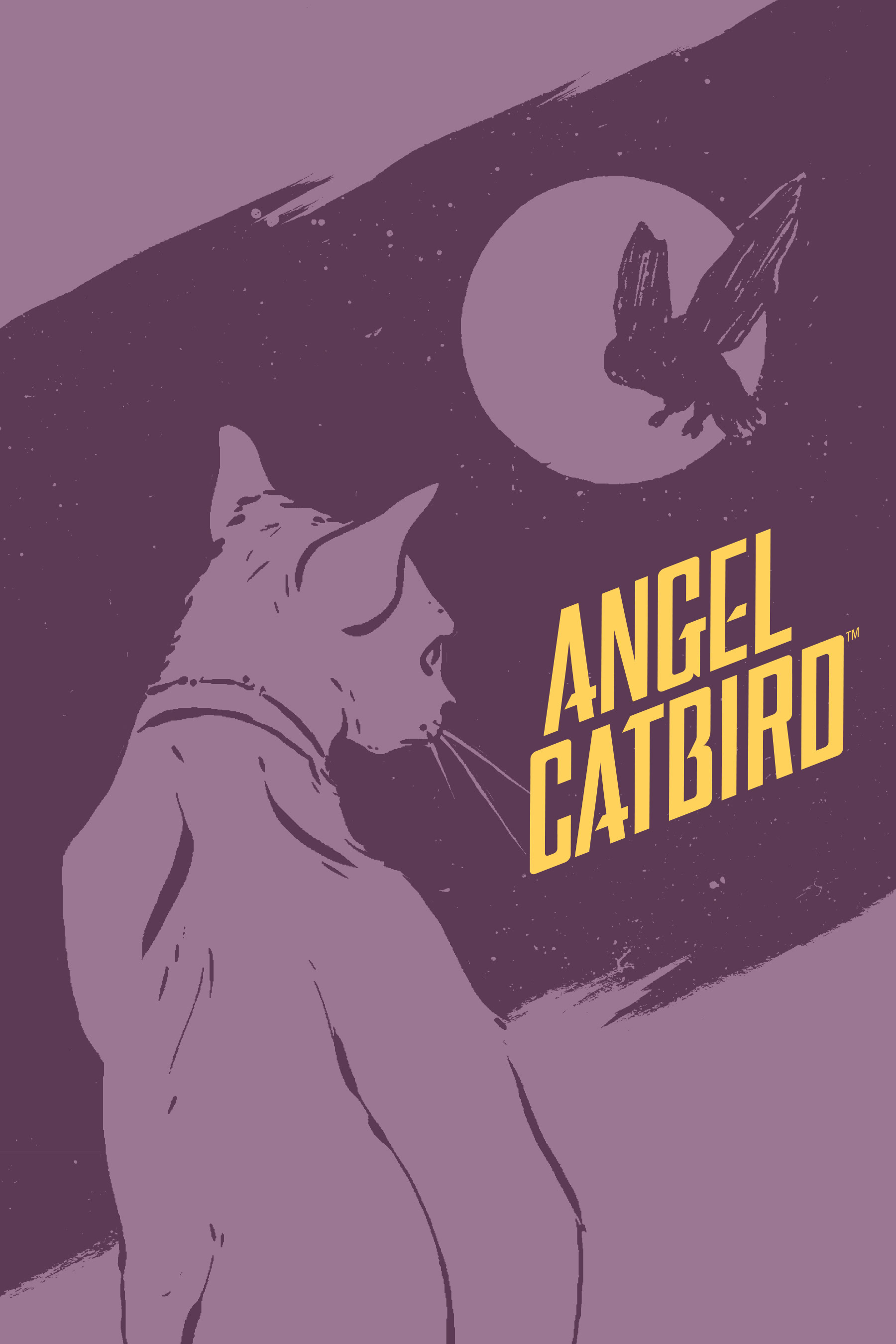 Read online Angel Catbird comic -  Issue # TPB 1 - 4