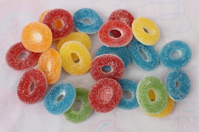 Gummy hoop de Haribo