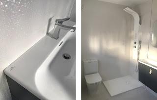 Reforma lavabos baño y azulejos baño en Córdoba
