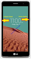 Hard Reset Android LG MAX 165