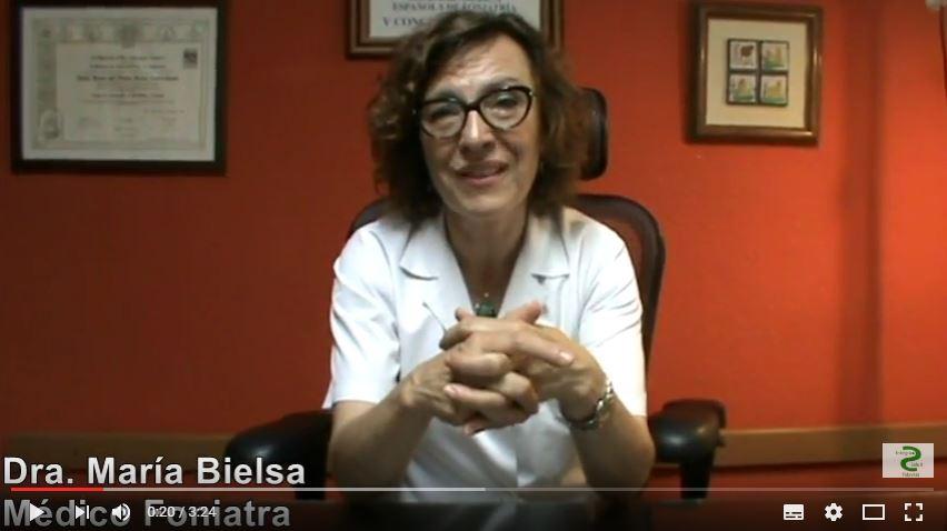 Dra. María Bielsa Ver vídeo: ¿Mi hijo es tartamudo?