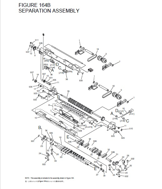 Ricoh Manual Tecnico