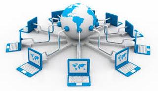 ASAL USUL SUMBER SAMBUNGAN INTERNET ATAU KONEKSI INTERNET DI INDONESIA