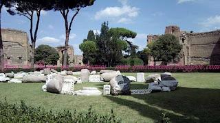 terme caracalla brasileira roma - Roma Antiga, roteiro de um dia