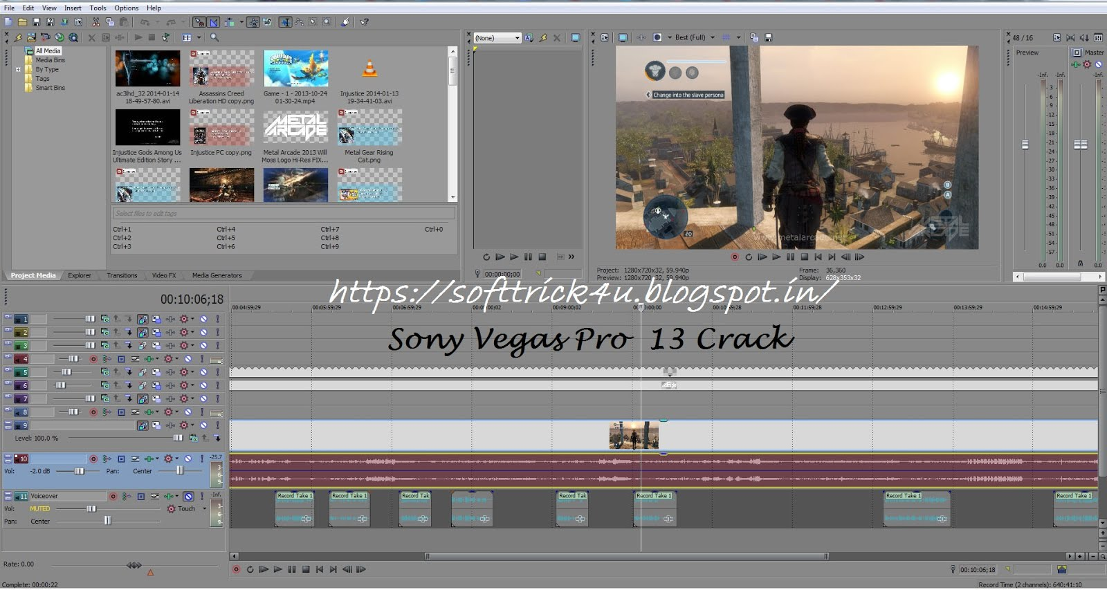 Sony Vega Pro 13 Sony Vegas Pro 13 Crack Video Editor Soft S Crack And More Tricks