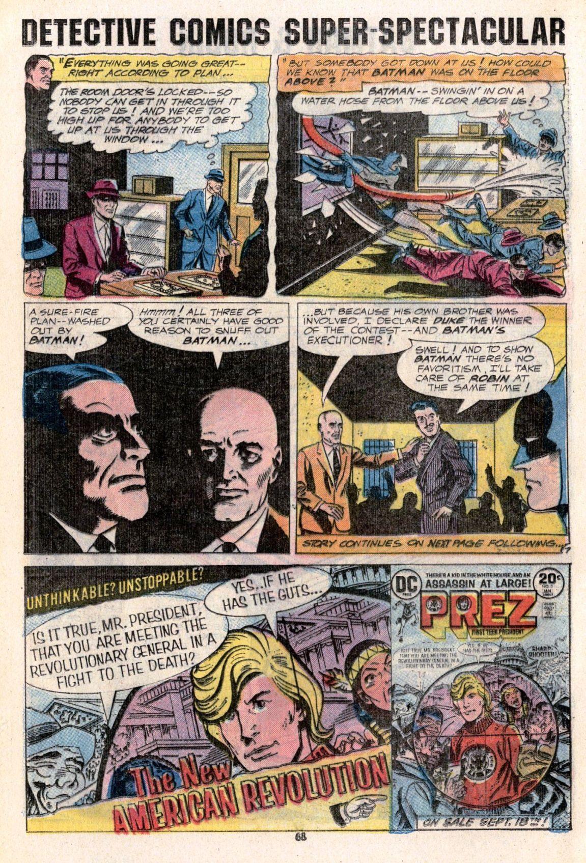 Detective Comics (1937) 438 Page 68