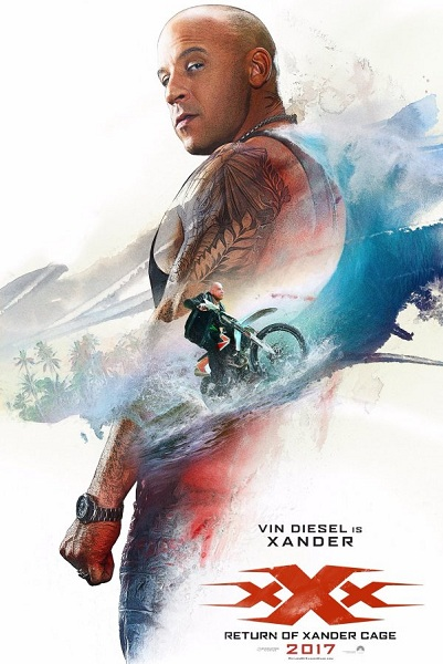 Film xXx 3: The Return of Xander Cage 2017 Bioskop