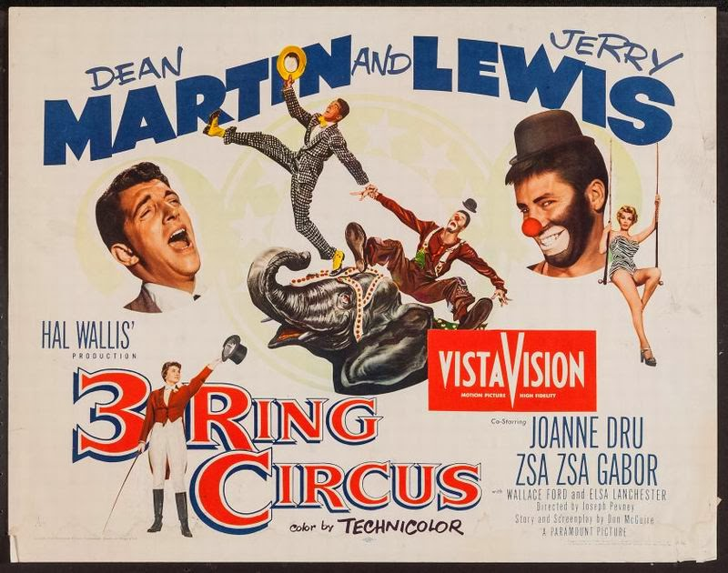100 Years Of Movie Posters Jerry Lewis