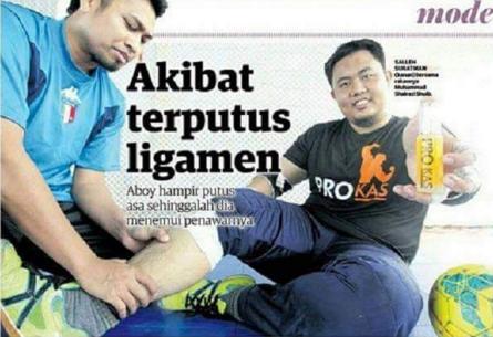 prokas muscle pain relief