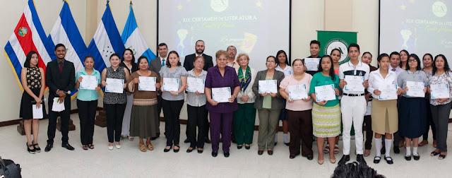 Instituciones participantes del XIX Certamen de Literatura 2018 de Nueva Acrópolis Santa Ana, El Salvador