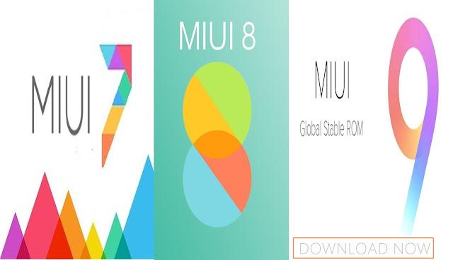 Kumpulan Rom Xiaomi Redmi  3/Pro Ido Lengkap
