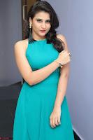 Priya Singh in a sleeveless Green Gown at Manasainodu music launch 011.08.2017 ~ Exclusive Celebrity Galleries 006.JPG