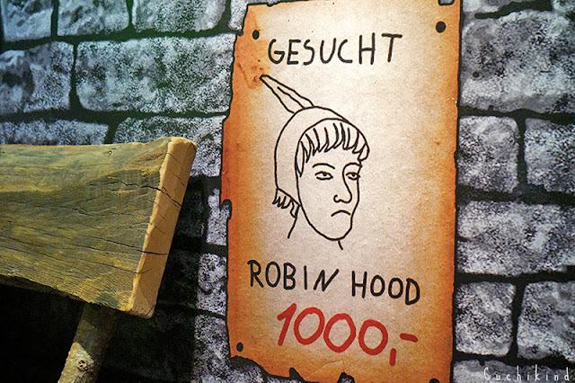 Robin Hood für Kinder