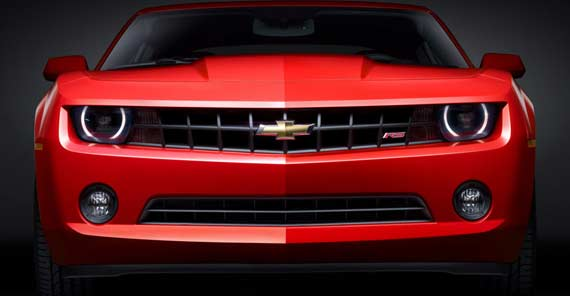 The Hottest Muscle Cars In The World: February 2012