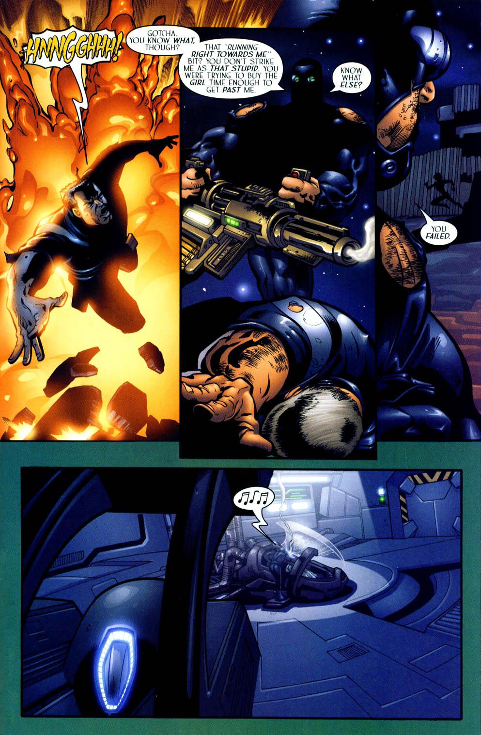 Read online Sigil (2000) comic -  Issue #12 - 19
