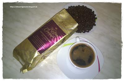 Kaffeerösterei Modest Kaffee Creme Entkoffeiniert