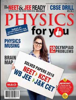 Physics For You June 2018