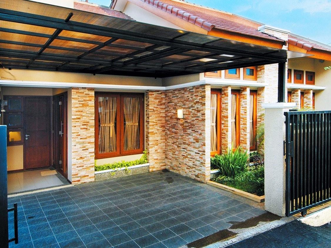 Motif Keramik Untuk Teras Rumah Desain Rumah