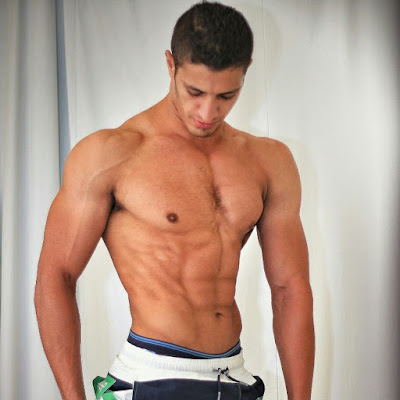 Ayman Nasr  Egyptian Body Builer