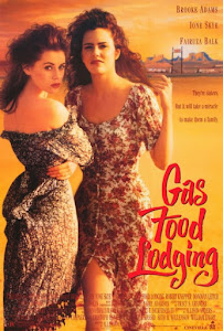 Gas, Food Lodging Poster