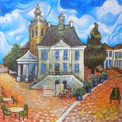 Oude Raadhuis in Roosendaal Erika Stanley ©
