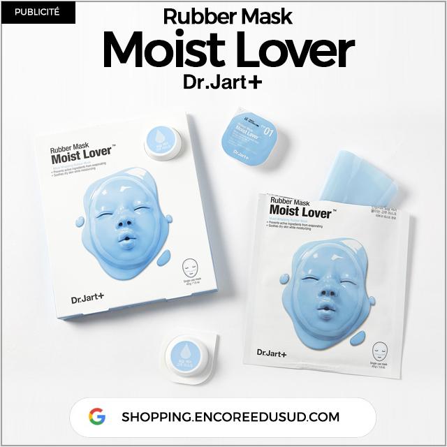 Dr.Jart+ masque beauté coréen