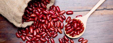 khasiat kacang merah