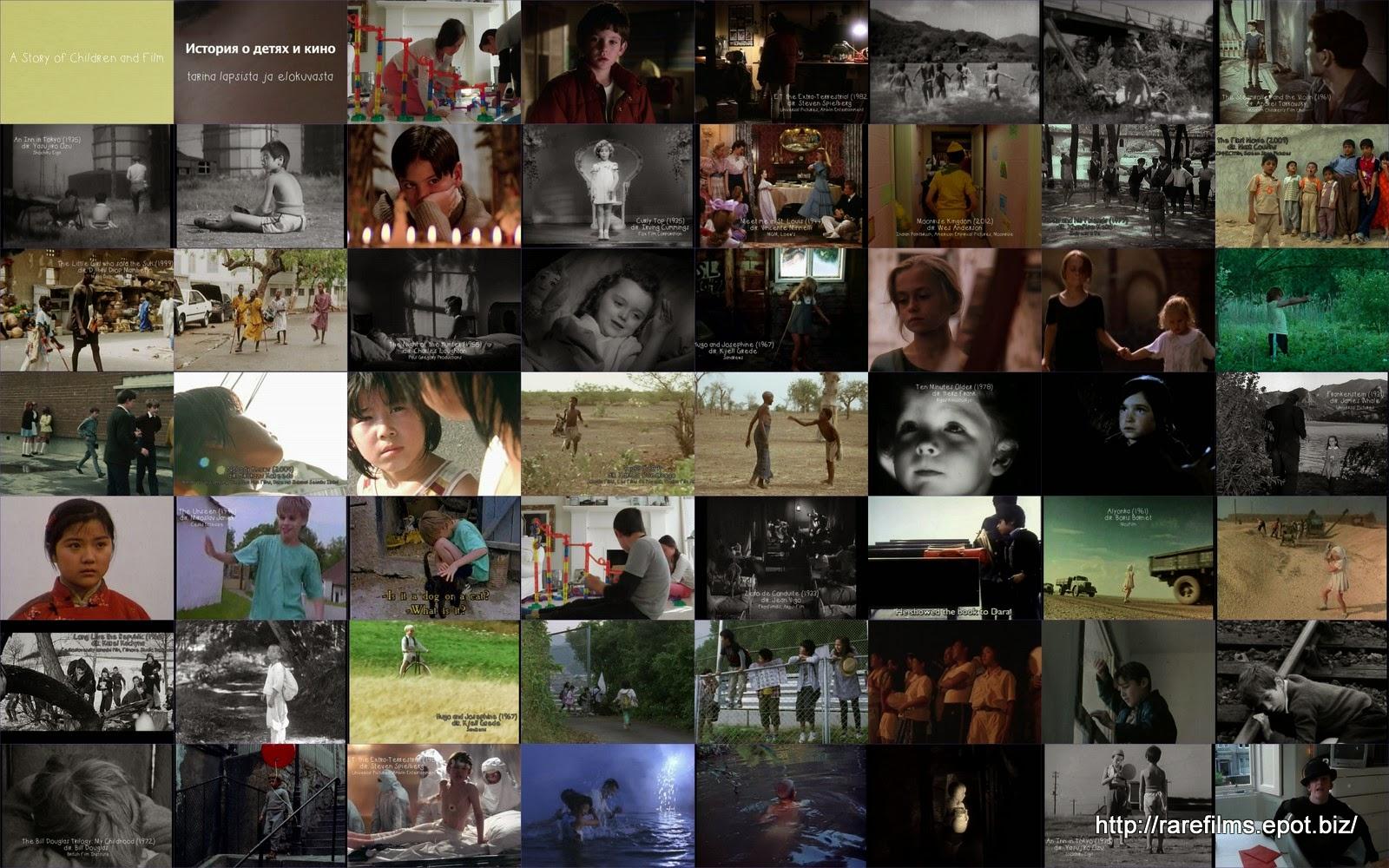 История о детях и кино / A Story of Children and Film. 2013.