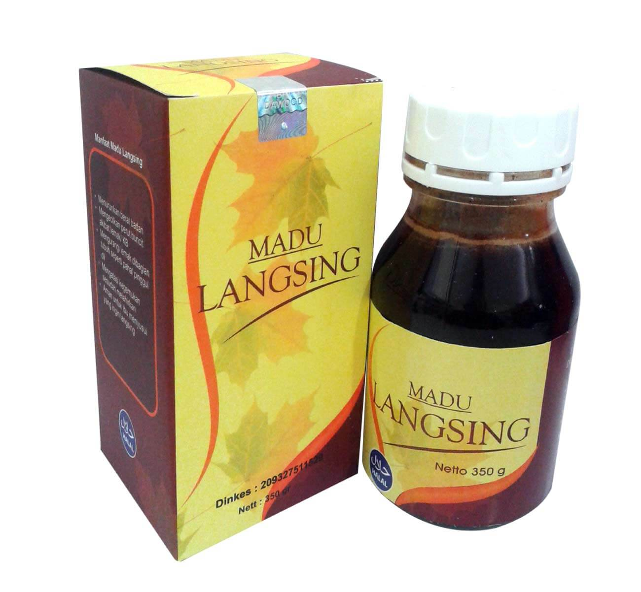 Madu Langsing 350 gr BIN DAWOOD