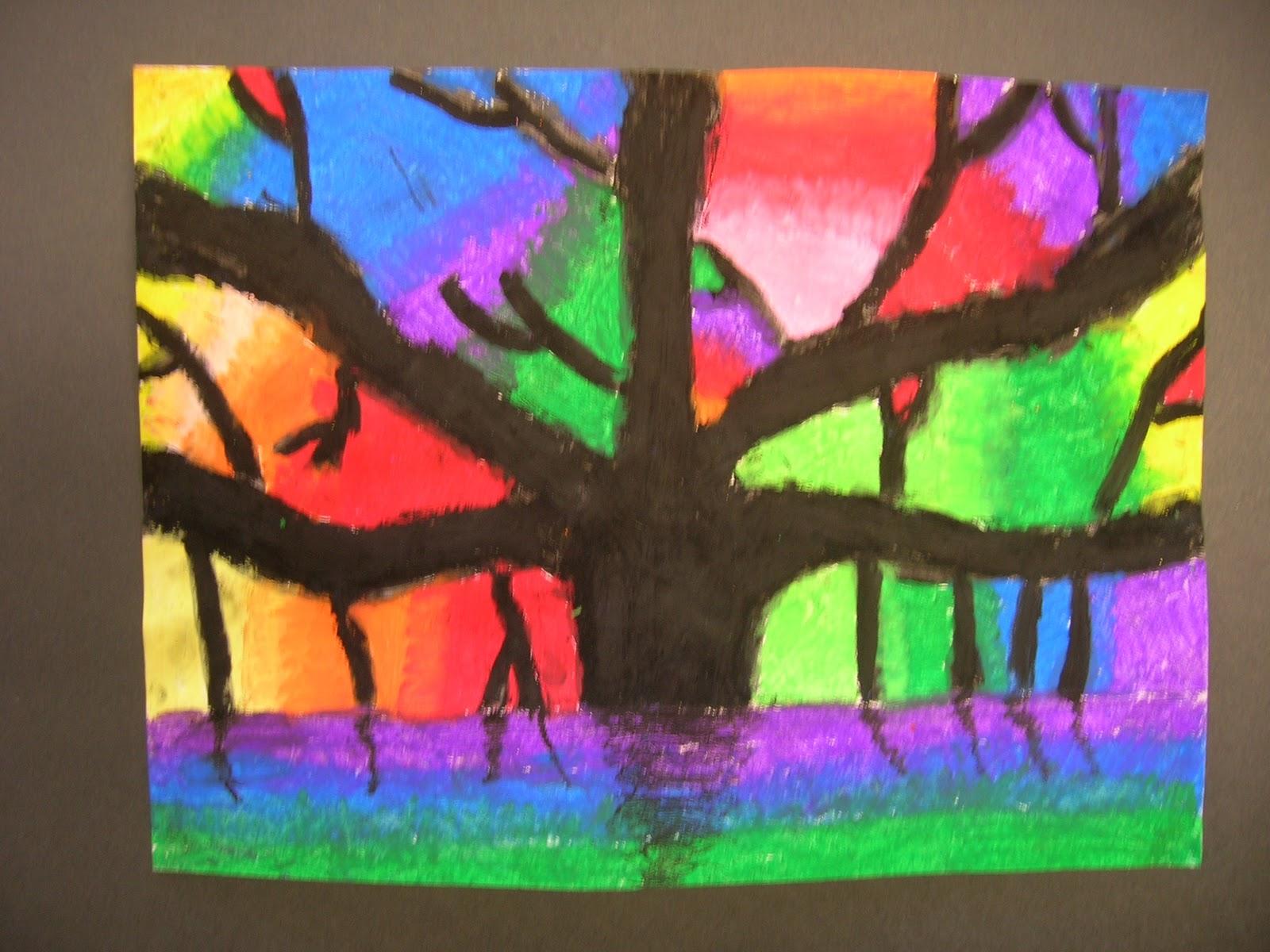 The Elementary Art Room April