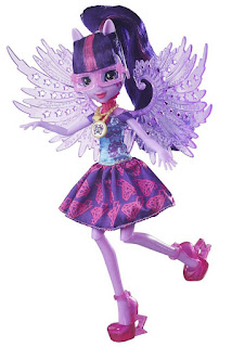 Legends of Everfree Twilight Sparkle Doll