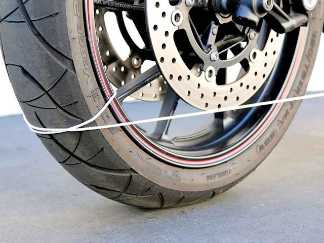 Hướng dẫn cách canh chỉnh hai bánh xe cho thẳng hàng