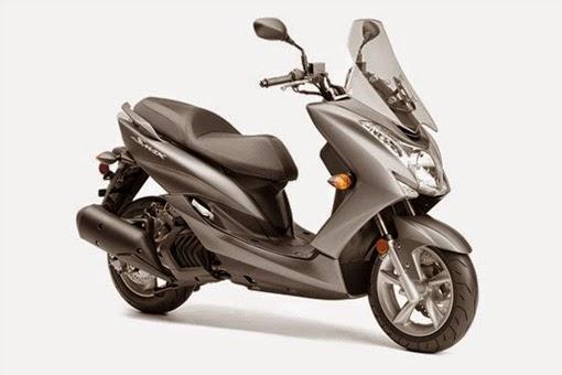 2015 Yamaha SMAX Matte Titan