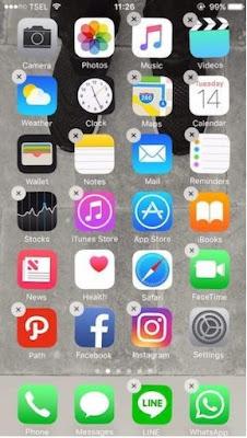 Kumpulan Tema Oppo Terbaik - iOS Oppo Neo 5