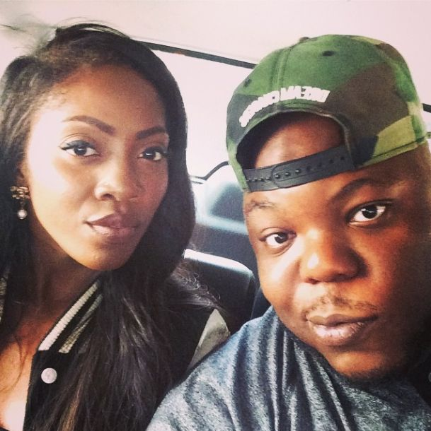 """DC Chilling John F. Kennedy Center for Performing Arts August 2014 BellaNaija.com 08 - """"I Can't Feature You Because You Would Outshine Me"""" – Tiwa Savage To Bizzle Osikoya"""