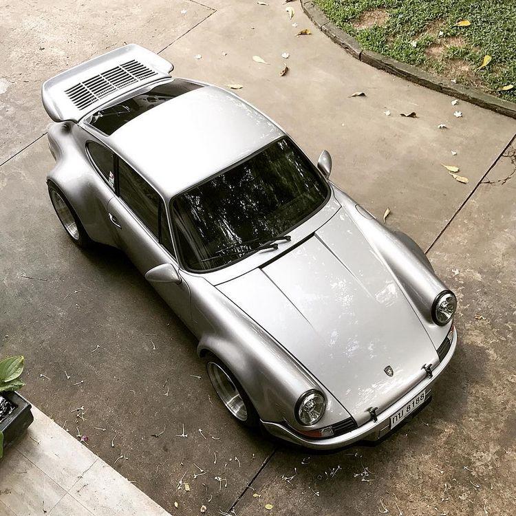 04 Porsche 964 Sinatra