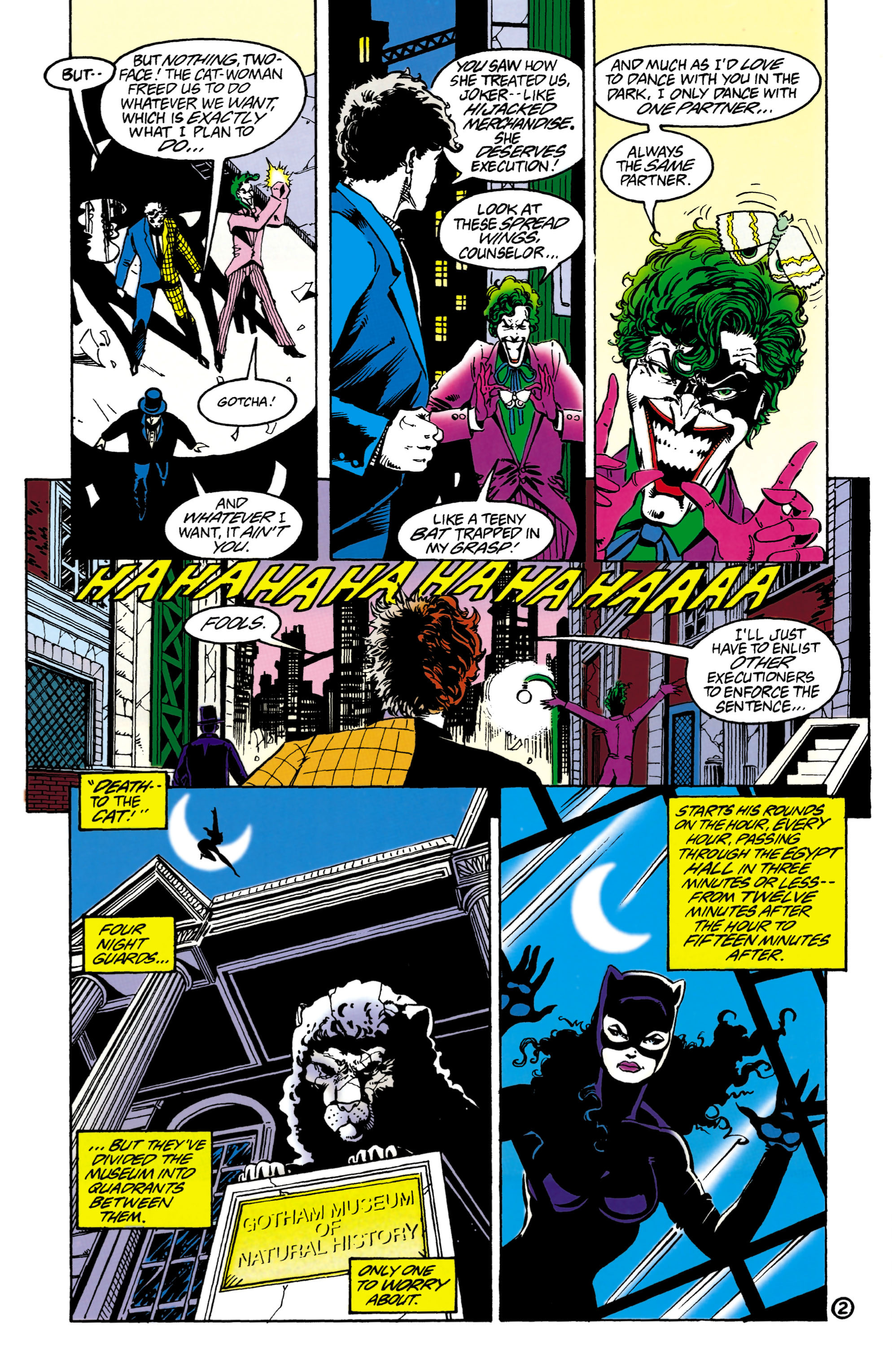 Catwoman (1993) Issue #39 #44 - English 3
