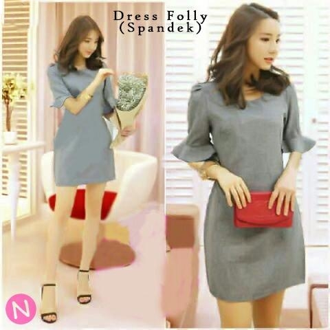 Jual Dress Folly Mini Dress - 12625