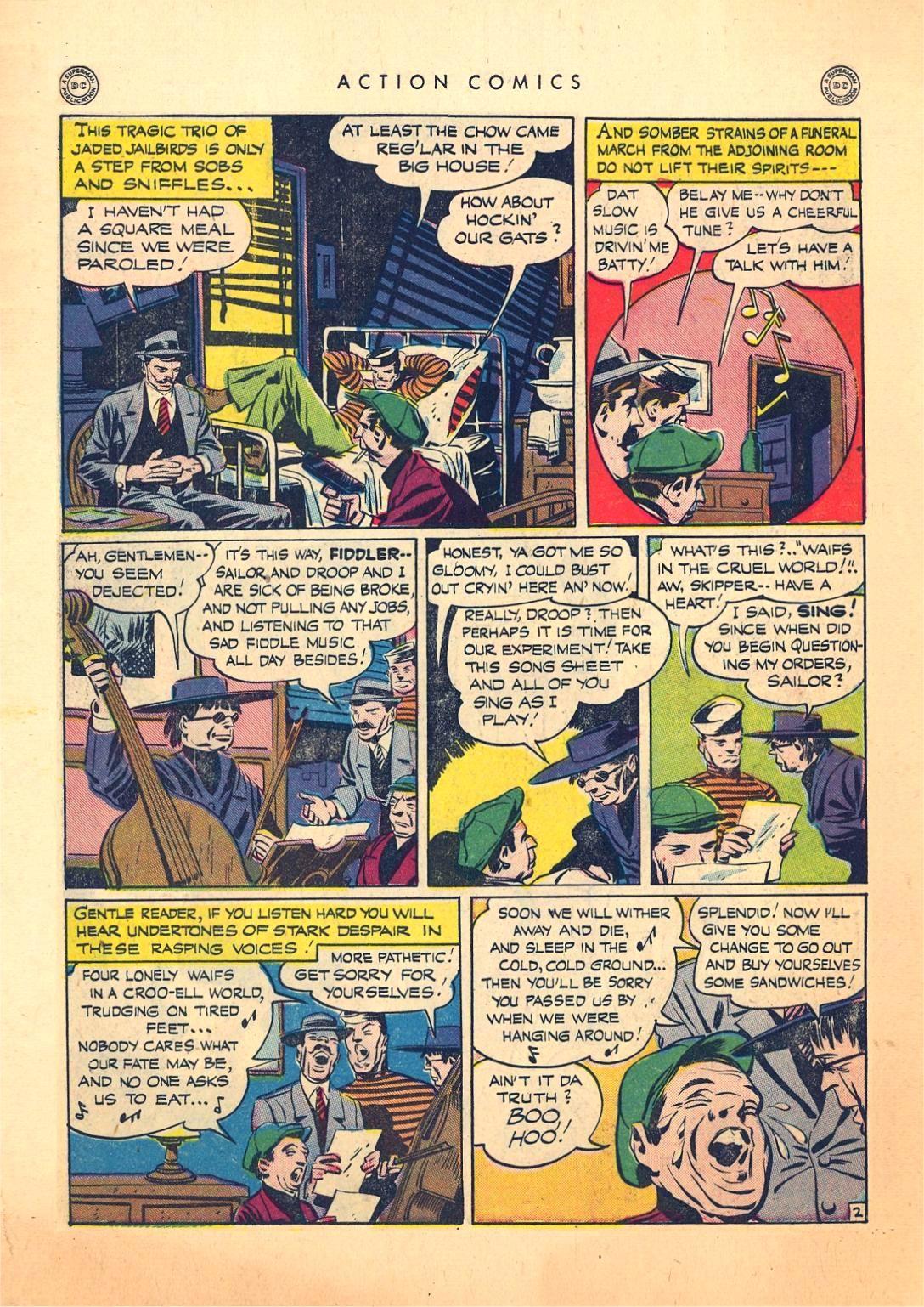 Action Comics (1938) 73 Page 16