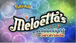 Recital de Meloetta
