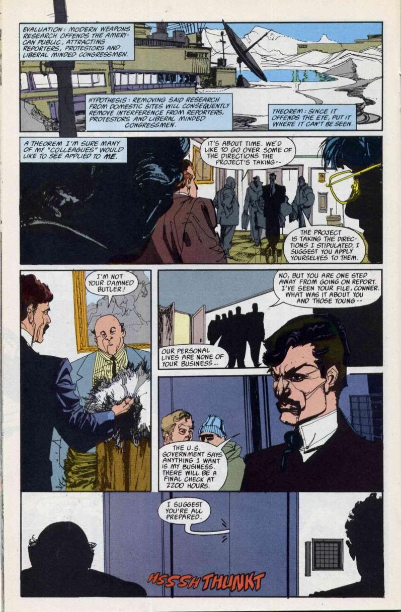 Read online Doctor Zero comic -  Issue #2 - 20