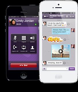 VIBER : Η εναλλακτική δωρεάν λύση απέναντι στο Skype