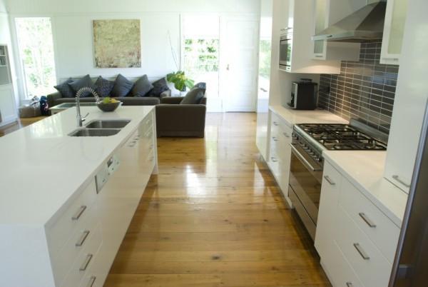 Kitchen Set Model Double Line